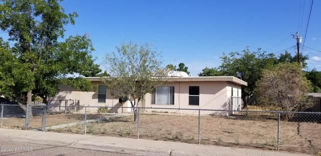 1755 Hamiel Drive, Las Cruces, NM 88001 (MLS #2003543) :: Las Cruces Real Estate Professionals
