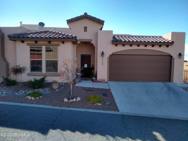 2620 Poco Lomas, Las Cruces, NM 88011 (MLS #2100001) :: Better Homes and Gardens Real Estate - Steinborn & Associates