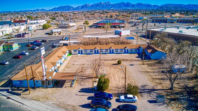 800 S Main Street, Las Cruces, NM 88005 (MLS #2100005) :: Arising Group Real Estate Associates