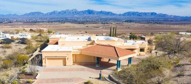 6720 Raasaf Circle, Las Cruces, NM 88005 (MLS #2100010) :: Arising Group Real Estate Associates