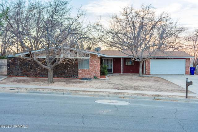 2030 Tyre Circle, Las Cruces, NM 88001 (MLS #2100013) :: Las Cruces Real Estate Professionals