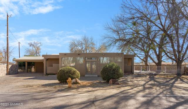 747 Watson Lane, Las Cruces, NM 88005 (MLS #2100025) :: Better Homes and Gardens Real Estate - Steinborn & Associates