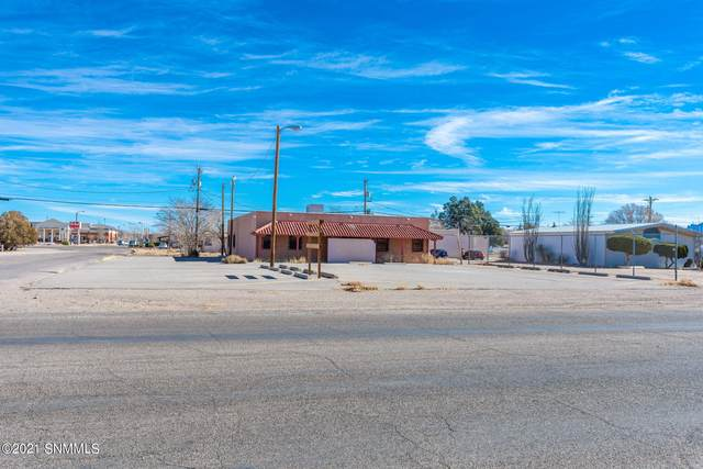 901 S Gold Avenue, Deming, NM 88030 (MLS #2100030) :: Better Homes and Gardens Real Estate - Steinborn & Associates