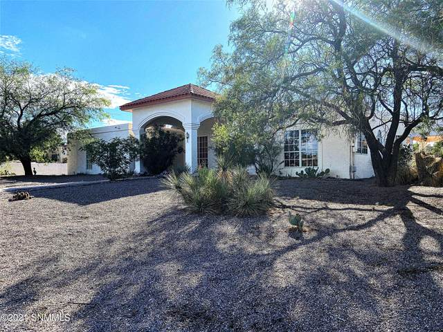 6680 Vista Hermosa, Las Cruces, NM 88007 (MLS #2100032) :: Better Homes and Gardens Real Estate - Steinborn & Associates