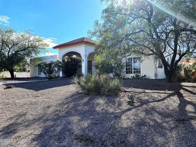 6680 Vista Hermosa, Las Cruces, NM 88007 (MLS #2100032) :: Arising Group Real Estate Associates