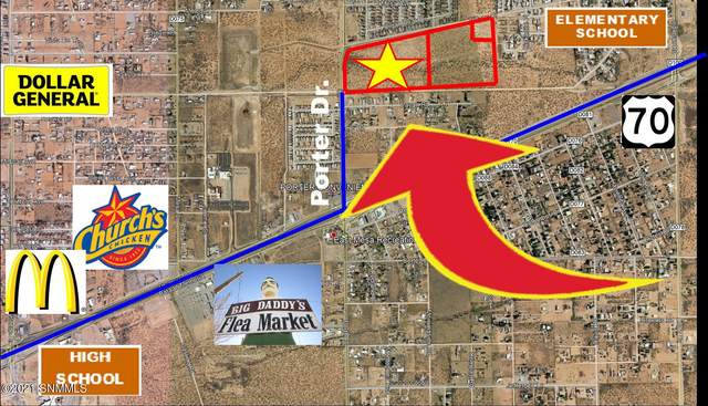 0 Porter Road., Las Cruces, NM 88012 (MLS #2100034) :: Agave Real Estate Group