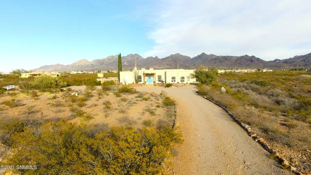 5037 Chippewa Trail, Las Cruces, NM 88011 (MLS #2100035) :: Arising Group Real Estate Associates