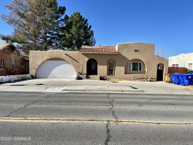 439 N Alameda Boulevard, Las Cruces, NM 88005 (MLS #2100045) :: Better Homes and Gardens Real Estate - Steinborn & Associates