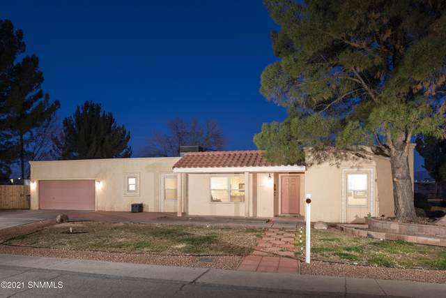 965 Valle Hermosa, Las Cruces, NM 88005 (MLS #2100052) :: Better Homes and Gardens Real Estate - Steinborn & Associates