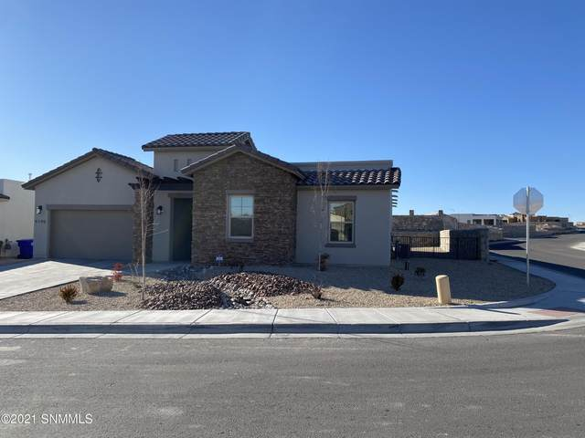 4195 Purple Sage Drive, Las Cruces, NM 88011 (MLS #2100053) :: Arising Group Real Estate Associates