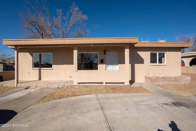 1805 E Idaho Avenue, Las Cruces, NM 88001 (MLS #2100057) :: Better Homes and Gardens Real Estate - Steinborn & Associates