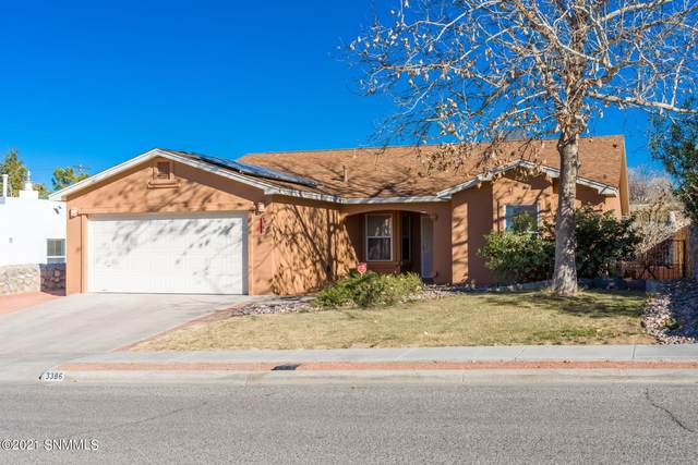 3386 Chimney Rock Road, Las Cruces, NM 88011 (MLS #2100059) :: Las Cruces Real Estate Professionals