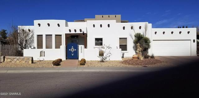 4015 Rock Springs Road, Las Cruces, NM 88011 (MLS #2100061) :: Better Homes and Gardens Real Estate - Steinborn & Associates