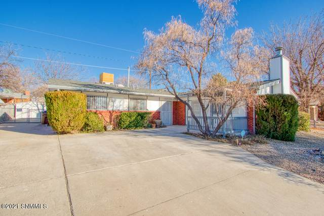 1915 Payne Street, Las Cruces, NM 88001 (MLS #2100066) :: Las Cruces Real Estate Professionals
