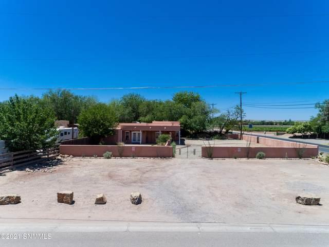 2195 Calle Del Norte, Las Cruces, NM 88005 (MLS #2100067) :: Arising Group Real Estate Associates