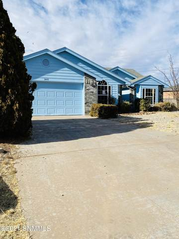 3443 Mesa Verde Place, Alamogordo, NM 88310 (MLS #2100072) :: Better Homes and Gardens Real Estate - Steinborn & Associates