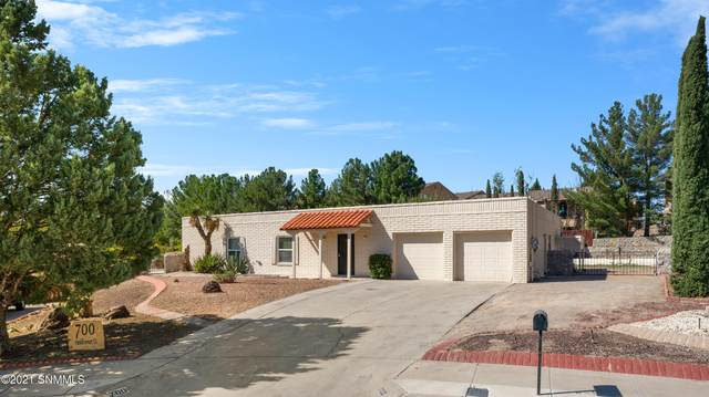 700 Sundown Court, Las Cruces, NM 88011 (MLS #2100076) :: Better Homes and Gardens Real Estate - Steinborn & Associates