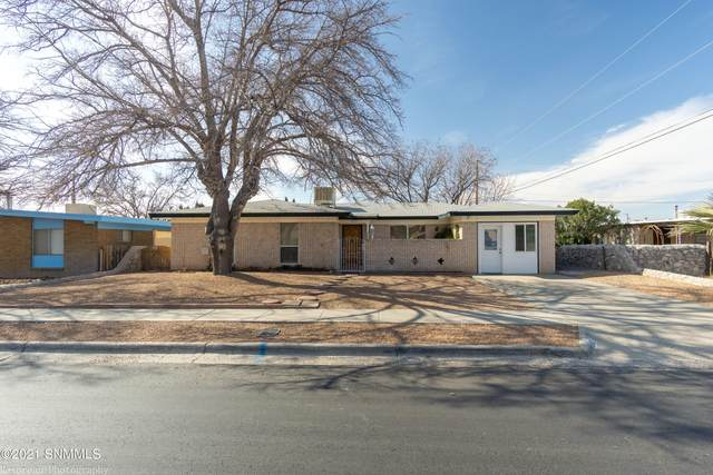 1812 Newton Street, Las Cruces, NM 88001 (MLS #2100084) :: Las Cruces Real Estate Professionals