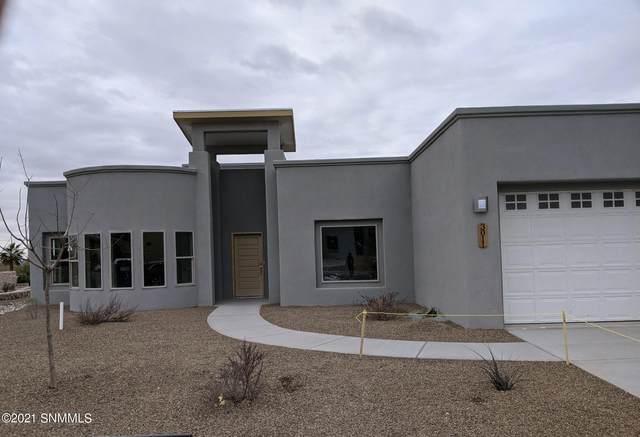 3011 Cheyenne Drive, Las Cruces, NM 88011 (MLS #2100088) :: Arising Group Real Estate Associates
