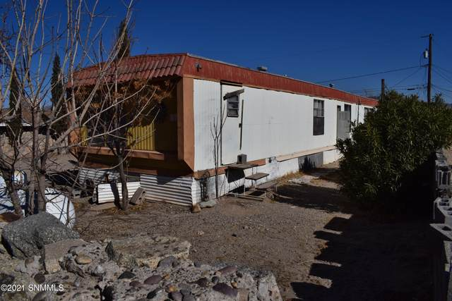 129 Rio Vista Drive, Sunland Park, NM 88063 (MLS #2100092) :: Arising Group Real Estate Associates