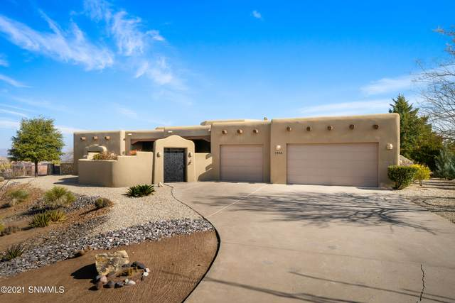1222 Idyll Court, Las Cruces, NM 88007 (MLS #2100103) :: Arising Group Real Estate Associates