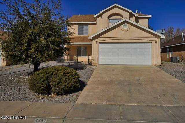 4867 Calle Bella Avenue, Las Cruces, NM 88012 (MLS #2100106) :: Better Homes and Gardens Real Estate - Steinborn & Associates