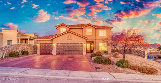 3821 Ascencion Circle, Las Cruces, NM 88012 (MLS #2100112) :: Better Homes and Gardens Real Estate - Steinborn & Associates