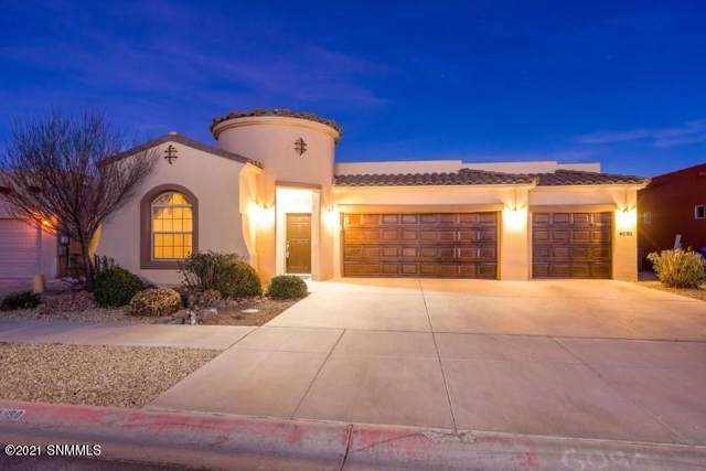 6090 Solstice Street, Las Cruces, NM 88012 (MLS #2100115) :: Better Homes and Gardens Real Estate - Steinborn & Associates
