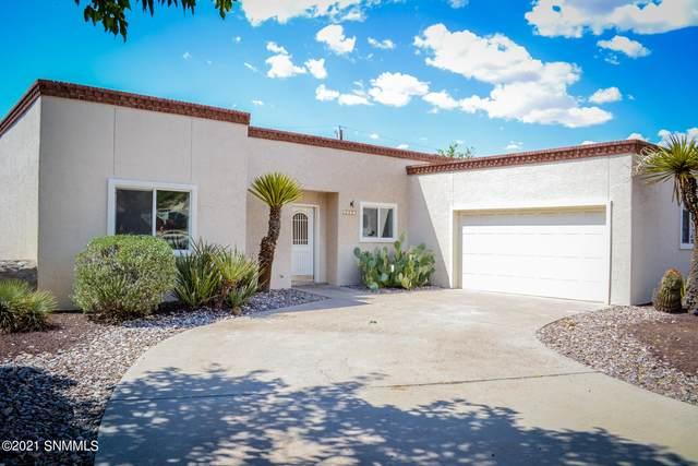 3121 Missouri Avenue, Las Cruces, NM 88011 (MLS #2100130) :: Arising Group Real Estate Associates