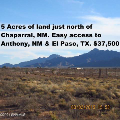 00 San Carlos Street, Chaparral, NM 88081 (MLS #2100133) :: Better Homes and Gardens Real Estate - Steinborn & Associates