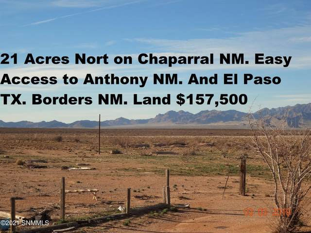 0000 San Carlos Street, Chaparral, NM 88081 (MLS #2100135) :: Better Homes and Gardens Real Estate - Steinborn & Associates