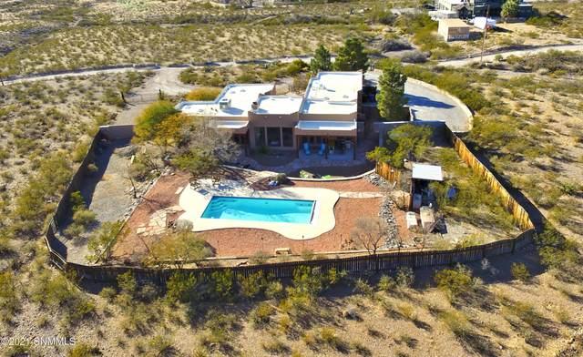 5051 Ruby Mine Road, Las Cruces, NM 88011 (MLS #2100136) :: Arising Group Real Estate Associates