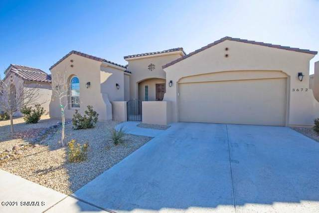 3672 Palomar Court, Las Cruces, NM 88012 (MLS #2100143) :: Las Cruces Real Estate Professionals