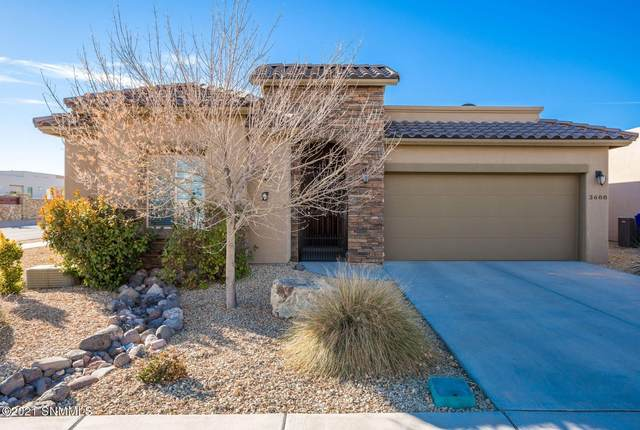 3688 Sienna Avenue, Las Cruces, NM 88012 (MLS #2100151) :: Arising Group Real Estate Associates