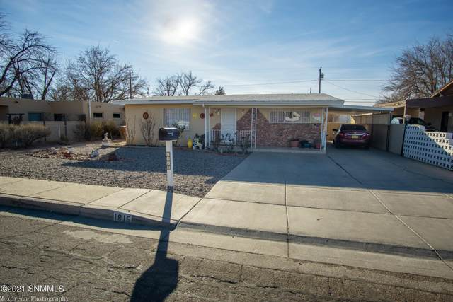 1915 Highland Avenue, Las Cruces, NM 88005 (MLS #2100152) :: Arising Group Real Estate Associates