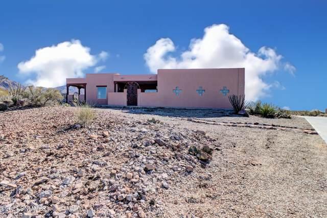 4965 Cripple Creek Road, Las Cruces, NM 88011 (MLS #2100153) :: Arising Group Real Estate Associates