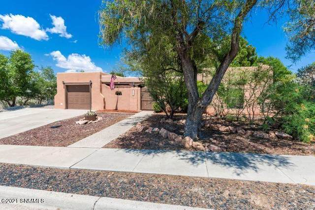 3306 Mercury Lane, Las Cruces, NM 88012 (MLS #2100154) :: Arising Group Real Estate Associates