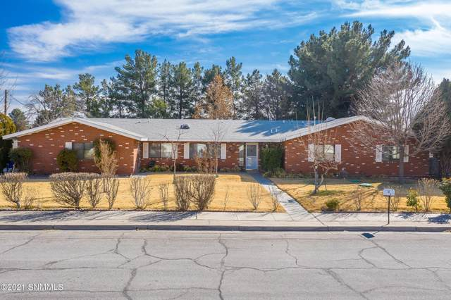 3018 Camino Real, Las Cruces, NM 88001 (MLS #2100156) :: Arising Group Real Estate Associates