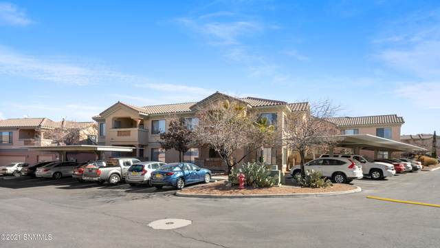 3650 Morning Star Drive #3906, Las Cruces, NM 88011 (MLS #2100157) :: Arising Group Real Estate Associates