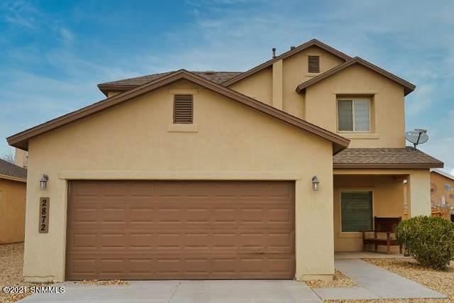2872 La Union, Las Cruces, NM 88007 (MLS #2100158) :: Las Cruces Real Estate Professionals