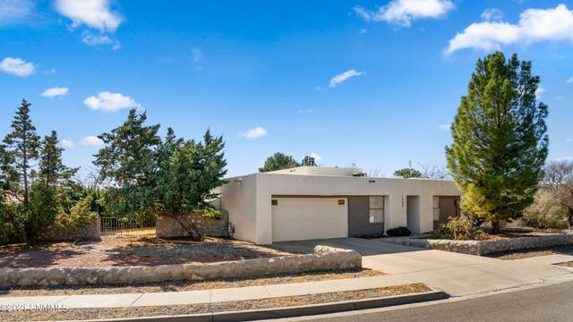 1080 Candeleras Street, Las Cruces, NM 88011 (MLS #2100162) :: Better Homes and Gardens Real Estate - Steinborn & Associates