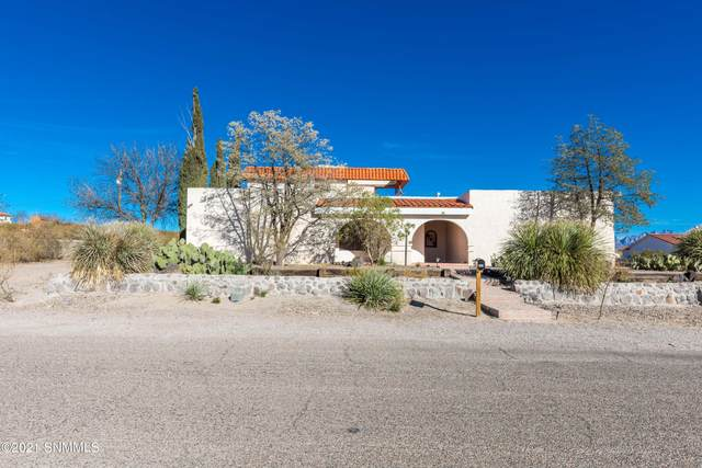 5102 Creek Trail, Las Cruces, NM 88012 (MLS #2100163) :: Better Homes and Gardens Real Estate - Steinborn & Associates