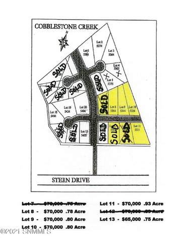 5324 Pebble Brook Drive, Las Cruces, NM 88001 (MLS #2100164) :: Better Homes and Gardens Real Estate - Steinborn & Associates
