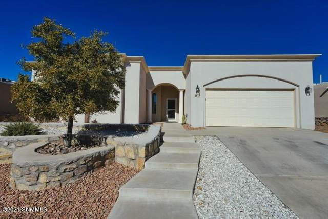2917 East Springs, Las Cruces, NM 88011 (MLS #2100166) :: Better Homes and Gardens Real Estate - Steinborn & Associates