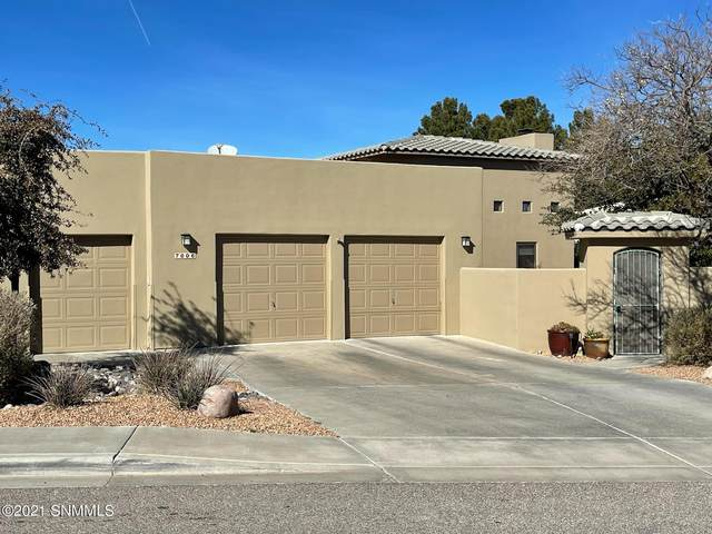 7006 Camino Blanco, Las Cruces, NM 88007 (MLS #2100167) :: Better Homes and Gardens Real Estate - Steinborn & Associates