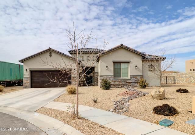 3715 Santa Flora Court, Las Cruces, NM 88012 (MLS #2100180) :: Las Cruces Real Estate Professionals