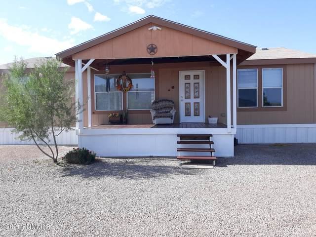 2 La Sala Grande, Alamogordo, NM 88310 (MLS #2100182) :: Better Homes and Gardens Real Estate - Steinborn & Associates