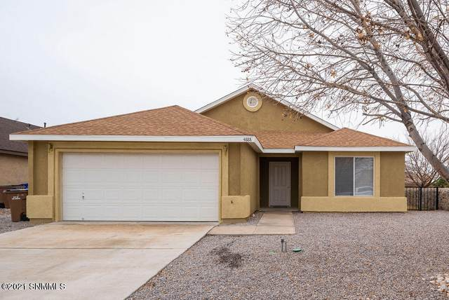 4888 Calle Bella Avenue, Las Cruces, NM 88012 (MLS #2100184) :: Better Homes and Gardens Real Estate - Steinborn & Associates