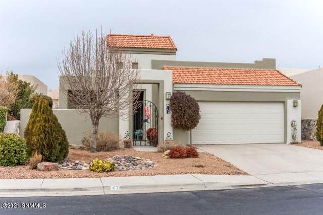 1679 Boulders Drive, Las Cruces, NM 88011 (MLS #2100186) :: Las Cruces Real Estate Professionals