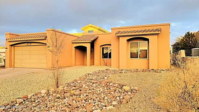 4328 Calle Sonesta, Las Cruces, NM 88011 (MLS #2100188) :: Better Homes and Gardens Real Estate - Steinborn & Associates